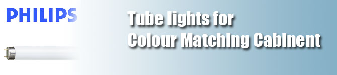 colour matching tube lights